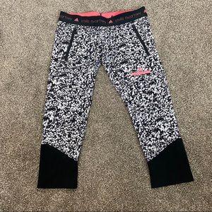 Stella McCartney Adidas crop leggings